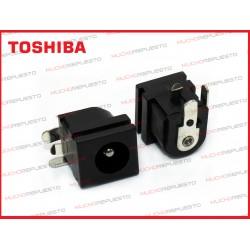 CONECTOR ALIMENTACION TOSHIBA 300/2000/4000/M20/M30/M35 Series