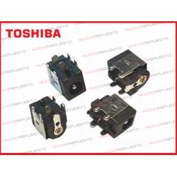 CONECTOR ALIMENTACION TOSHIBA Satellite 1105/1110/1115