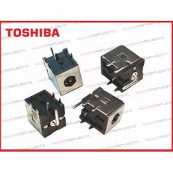 CONECTOR ALIMENTACION TOSHIBA A35/A60/A65/P30/P35 Series