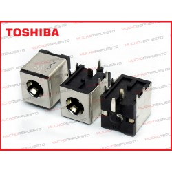 CONECTOR ALIMENTACION TOSHIBA M20/P10/P15/P20/P25 Series