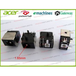 CONECTOR ALIMENTACION PACKARD BELL MS2273/MS2274/MS2285/MS2288