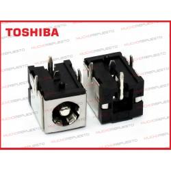 CONECTOR ALIMENTACION TOSHIBA A70/A75/A79/M30X/M35X/1800/1900/1955