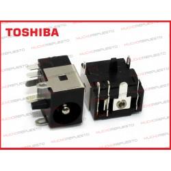 CONECTOR ALIMENTACION TOSHIBA 1130 / 1135 / 2430 / 2435