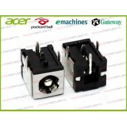 CONECTOR ALIMENTACION EMACHINES M2100 / M2300 / M6800 Series