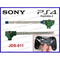 CONTROLADOR USB DE CARGA PS4 JDS-011 PLACA VERDE 2