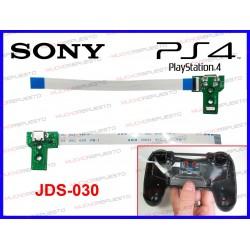 CONTROLADOR USB DE CARGA PS4 JDS-030 PLACA VERDE 3