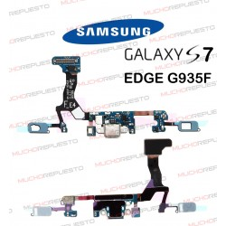 CABLE FLEX CONECTOR MICRO USB + BOTONES SAMSUNG GALAXY S7 EDGE G935F