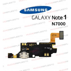 CABLE FLEX CONECTOR MICRO USB SAMSUNG GALAXY NOTE 1 N7000 / I9220 / I717