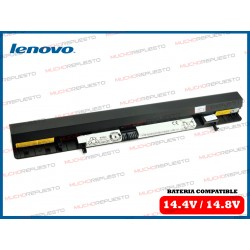 BATERIA LENOVO 14.4V Ideapad Flex14/Flex15/S500