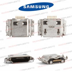 CONECTOR MICRO USB 7PIN - SAMSUNG I8000/S5830/S5830i/S6500/i9220/N7000
