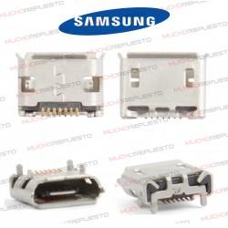 CONECTOR MICRO USB SAMSUNG B3310/B7610/C5510/M7500/M7600/S3550/S5560