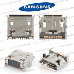 CONECTOR MICRO USB SAMSUNG E2222/C3322/S5610/C3752/C3520/C3560
