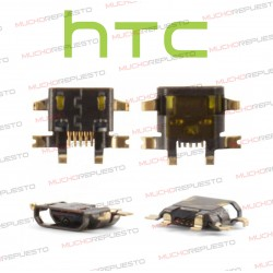 CONECTOR MICRO USB 5PIN - myTouch4G/T320/T328/G510