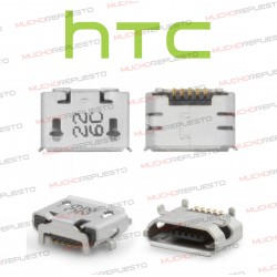 CONECTOR MICRO USB 5PIN - G6/G8/G10/A9191/A3333