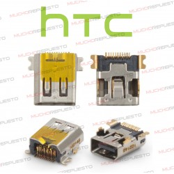 CONECTOR MINI USB 11PIN - A6262/G3/F3188