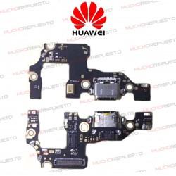 PLACA CONECTOR USB CARGA/DATOS + MICROFONO HUAWEI ASCEND P10