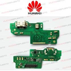 PLACA CONECTOR USB CARGA/DATOS + MICROFONO HUAWEI ASCEND P9 LITE / G9