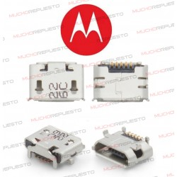 CONECTOR MICRO USB MOTOROLA Defy MB525 /Droid RAZR XT910 /RAZR MAXX XT912 /JIAYU JY-G2
