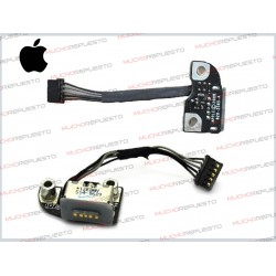 CONECTOR ALIMENTACION / CARGA - MACBOOK MB604/MC024/MC226/MC725