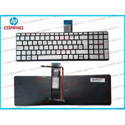 TECLADO HP ENVY 15-U X360 /...