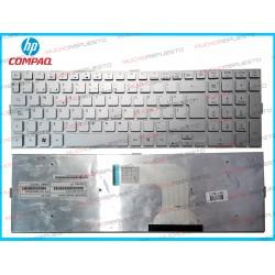 TECLADO ACER Aspire 5943 / 5943G Series (GRIS / PLATA)