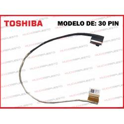 CABLE LCD TOSHIBA L50-B/L50D-B/L55-B/L55D-B/L55T-B/S50-B/S55-B/S55T-B (30PIN)
