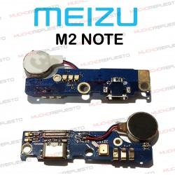 PLACA CONECTOR USB + MICROFONO + ALT MEIZU M2 NOTE