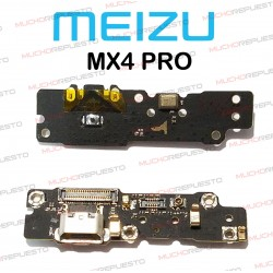 PLACA CONECTOR USB + MICROFONO MEIZU MX4 PRO