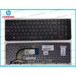 TECLADO HP 255 G3 / 255-G3 (Con Marco)