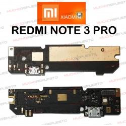 PLACA CONECTOR USB XIAOMI RedMi Note 3 PRO