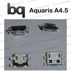 CONECTOR MICROUSB CARGA / DATOS BQ AQUARIS A4.5 / A4,5