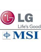 BISAGRAS LG / MSI