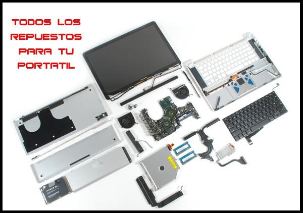 Repuestos portatiles